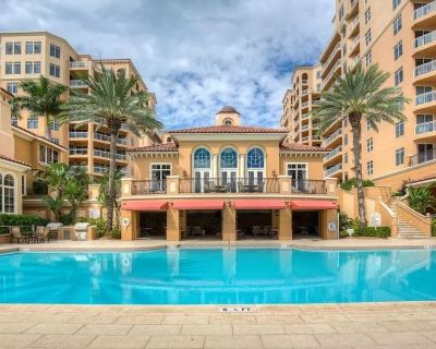 Stunning Beach Front 3 Bd Apartment @ Clearwater Belle Harbor 401 - Clearwater Beach