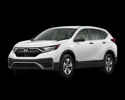 New 2021 Honda CR-V AWD LX