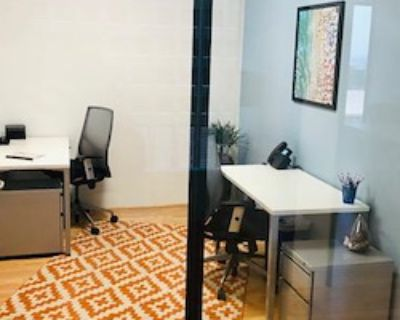 Private Office for 2 at Regus- Spaces City National Plaza