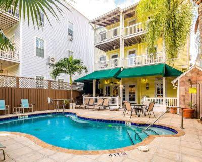 Gorgeous, Historic Home w/ a Private Pool - Great for Large Groups! - Key West Historic District