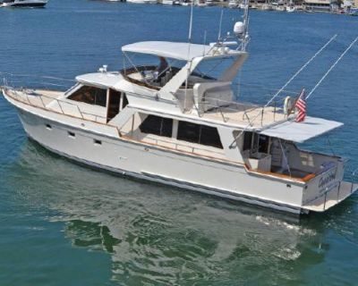 1991 Offshore Yachts 55 Pilothouse