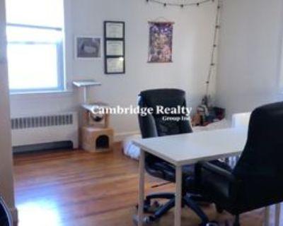 48 Kirkland St #7, Cambridge, MA 02138 Studio Apartment