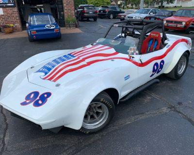 1968 Chevrolet Corvette Roadster Race Car C3