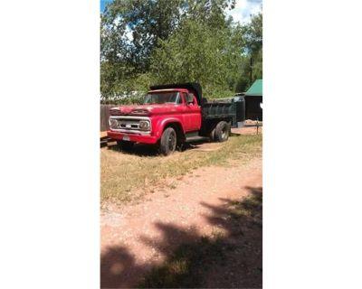 1961 Chevrolet Dump Truck