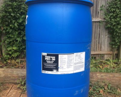 55 gallon drums in Connecticut