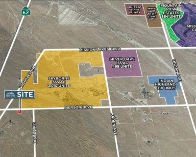 1.04 AC Commercial Land