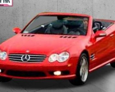 2003 Mercedes-Benz SL SL 55 AMG