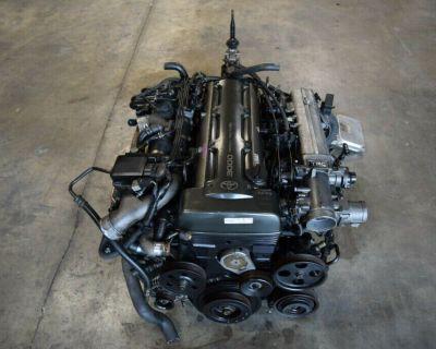 JDM TOYOTA 2JZGTE NON VVTI R154 M/T TRANSMISSION ENGINE SWAP FRONT SUMP 2JZ GTE
