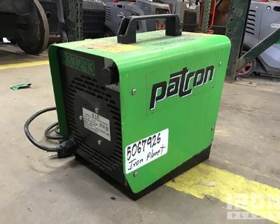 2016 (unverified) Patron PA-E15 Space Heater