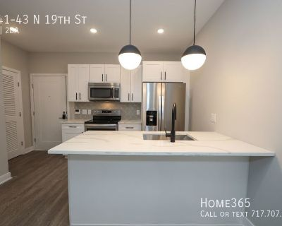 1841-43 N 19th St - D4 / 2 bed, 1 bath - Parking Available