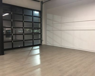 Modern Dance Studio with Industrial Aesthetic, Santa Maria, CA