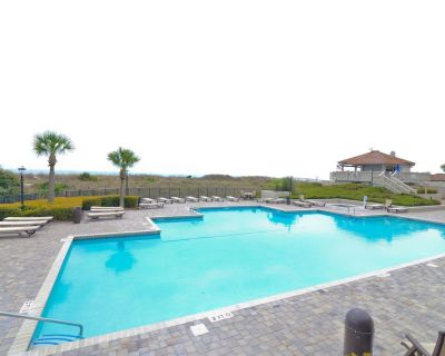 WOW! ALL-NEW at Ocean Creek! MODERN UPGRADES with Oceanfront Pool & Restaurant - Myrtle Beach
