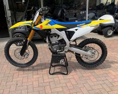 2019 Suzuki RM-Z450 Motocross Off Road Osseo, MN
