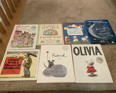 Collection of children s books