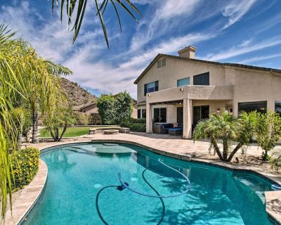 NEW! Family Home w/ Pool Table + Mountain Views! - Boulder Mountain Highlands