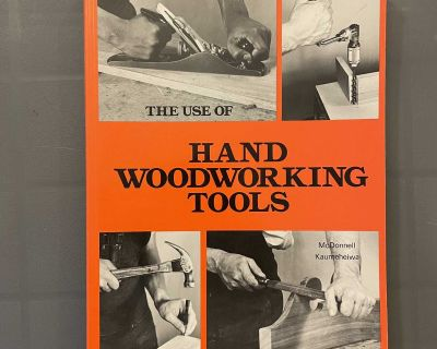 Hand Woodworking Tools