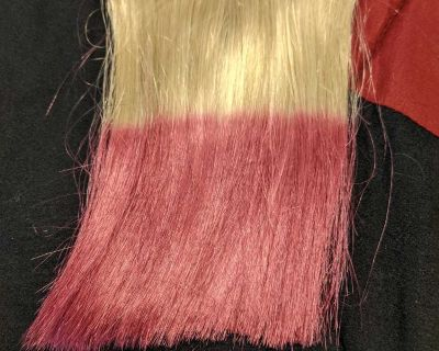 American Girl Doll Isabelle hair extensions