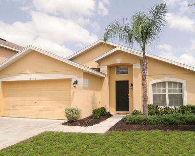 Beautiful 5 bedroom/3 bath house in Orlando area; minutes to Disney/Universal - Sandy Ridge