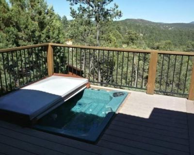 Mountain Fly Inn, perfect for that weekend getaway with views and serenity. - Ruidoso