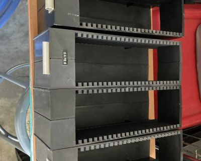 Disk towers