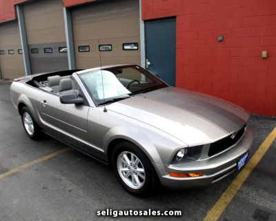 Used 2008 Ford Mustang V6 Premium Convertible