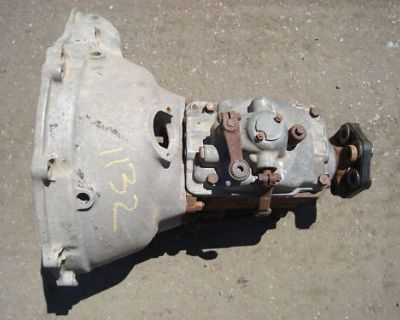 Mercedes 300 B C S Sc Transmission Gearbox 186 188 189 4 Speed Limo Adenauer