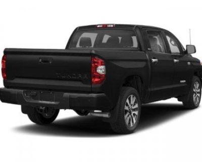 New 2021 Toyota Tundra 2WD Limited RWD Pickup