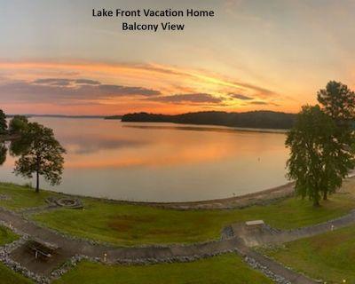 Waterfront Condo @ Big Bear Resort on KY Lake - Pool-Beach-Fire Pit - Benton