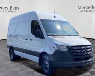 2020 Mercedes-Benz Sprinter Cargo Van 3500