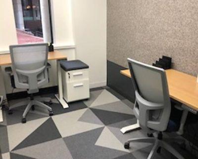 Private Office for 2 at Staples Studio Boston (Government Center)