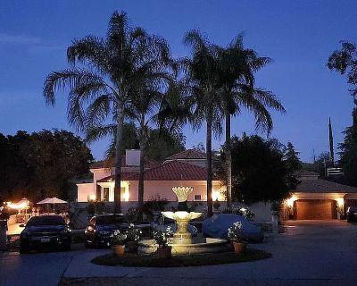 Fabulous Rockcreek Estate w/ Swim Spa-pool Bbq/fire pit - Temecula