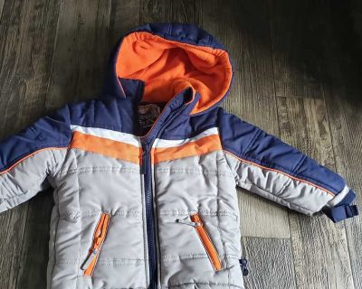 24 month boy winter coat