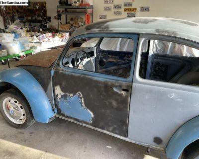 1969 vw beetle volkswagen project