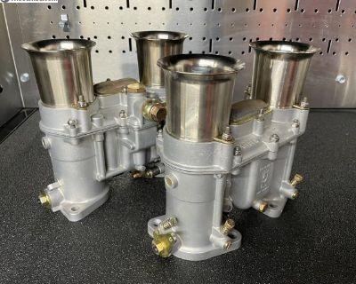 Weber 46 IDA Carburetors Ultra Rare