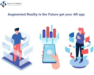 Augmented Reality is the Future get your AR app