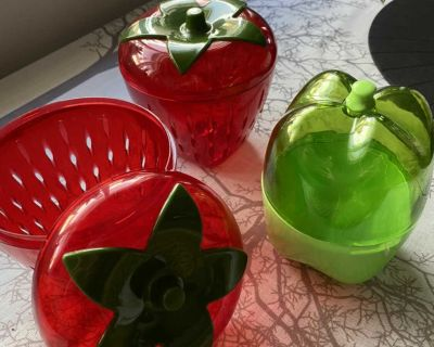 fruit storage containers