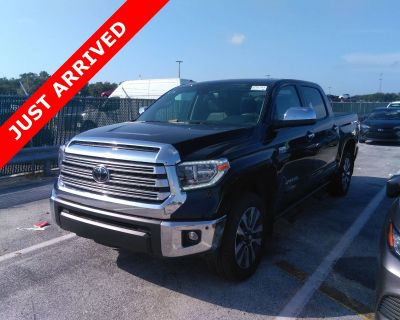 Pre-Owned 2021 Toyota Tundra Limited