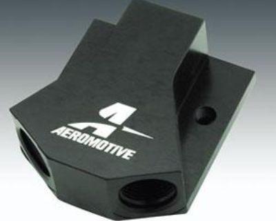 Aeromotive 15620 Billet Aluminum Y Block -10 An -8 An