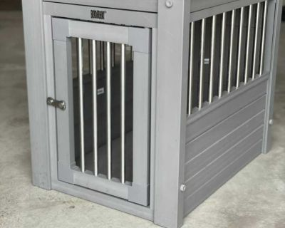Furniture Crate for Small Dog!