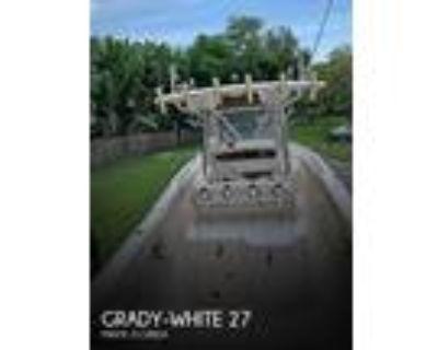 27 foot Grady-White 27