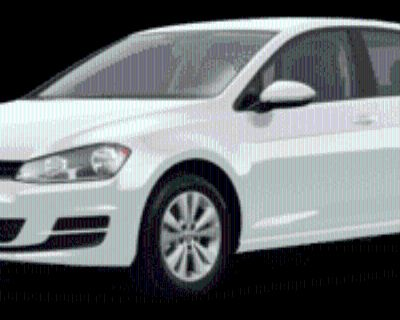 2015 Volkswagen Golf TDI S 4-door DSG