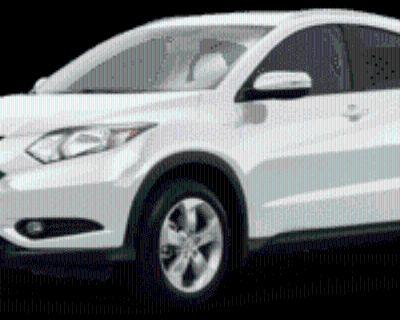 2017 Honda HR-V EX-L Navi FWD CVT