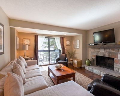Fresh Condo With Everything You Want Plus 100-Yard Walk to Skiing - Downtown Park City