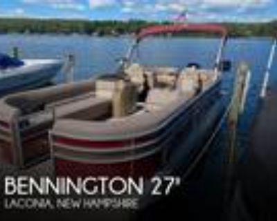 27 foot Bennington SSRX Premium