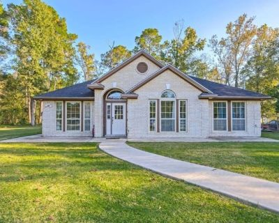 Beautiful Wooded Home Right by Houston/iah Airport - Porter