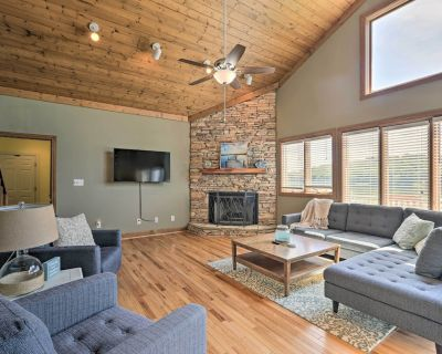 NEW! Waterfront Riverside Home with On-Site Dock! - Riverside