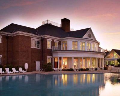 Gold crown condo 2 bedroom in Williamsburg, VA 5/30-6/6. Fits 6 people - James City County