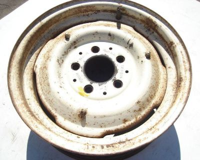 Mercedes 230sl 230 Sl 113 Pagode Steel Wheel Wheels 14x5.5