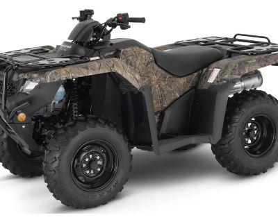 2021 Honda FourTrax Rancher 4x4 ATV Utility Chico, CA