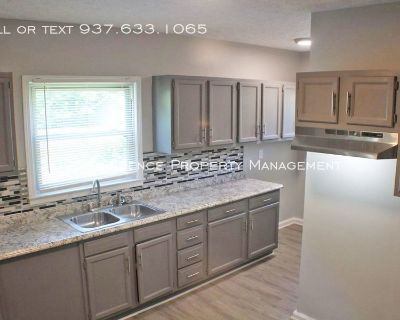 Newly Remodeled 4 bed  2 bath Single-Family Home in Dayton!